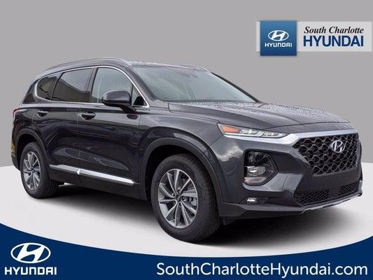 2020 Hyundai Santa Fe Sel 2 4 In Charlotte Nc Charlotte Hyundai Santa Fe South Charlotte Hyundai